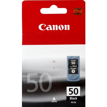 Inkoustová cartridge black Canon PG-50 0616B001 pro iP2200, MP150/170/450/460  JX200/500 MX300/310