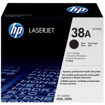 Cartridge toner black HP No. 38A pro LJ 4200-Q1338A