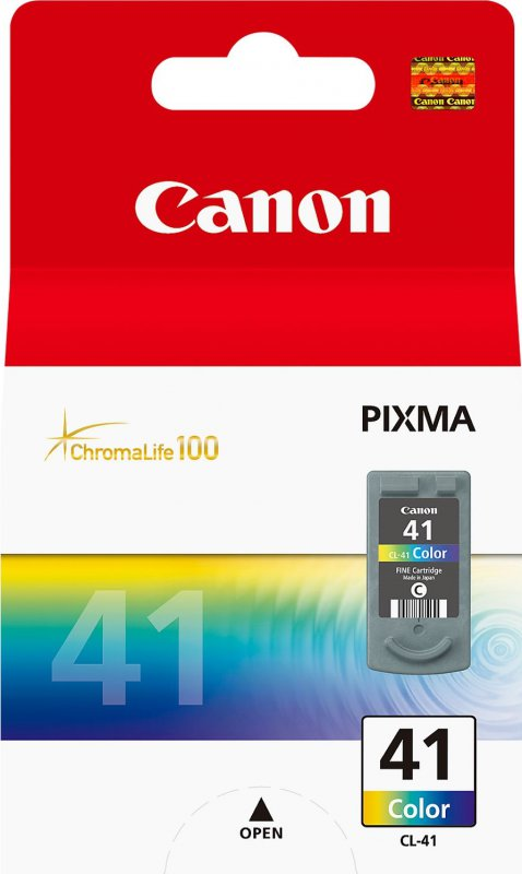 Inkoustová cartridge colour Canon CL-41 0617B001 pro iP1600/1800/2200/2500/2700, MP150/160/170/180