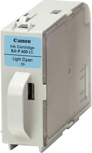 Cartridge inktank light cyan Canon P600 pro P-660C