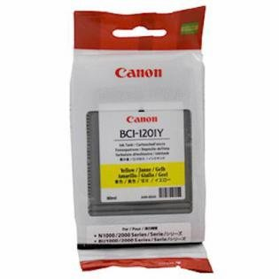 Cartridge inktank yellow Canon BCI-1201Y