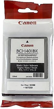 Cartridge inktank black Canon BCI-1401Bk