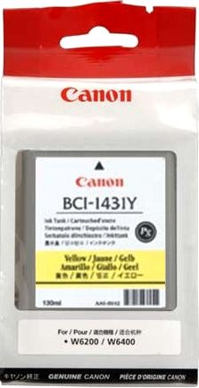Cartridge inktank yellow Canon BCI-1431Y