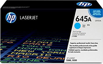 Cartridge toner cyan HP pro CLJ 5500-C9731A