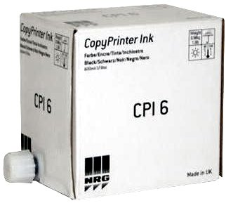 Ink cartridge CPI6 Teal, pro RexRotary CopyPrinter
